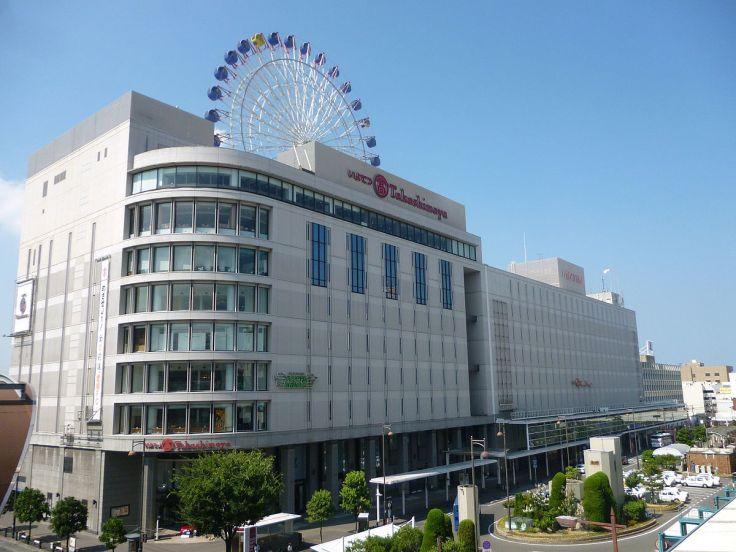 松山市駅ターミナル
